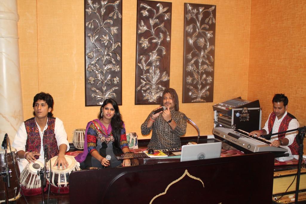 Staff @Gharana Restaurant