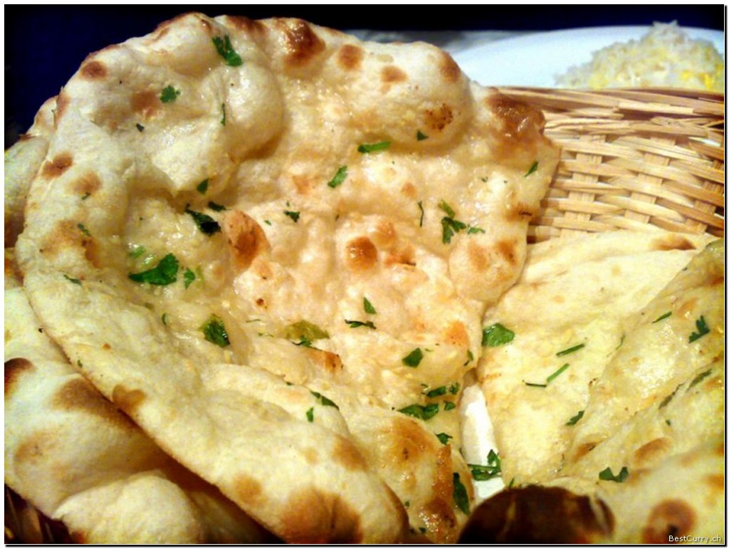 Indian Naan Appetizer