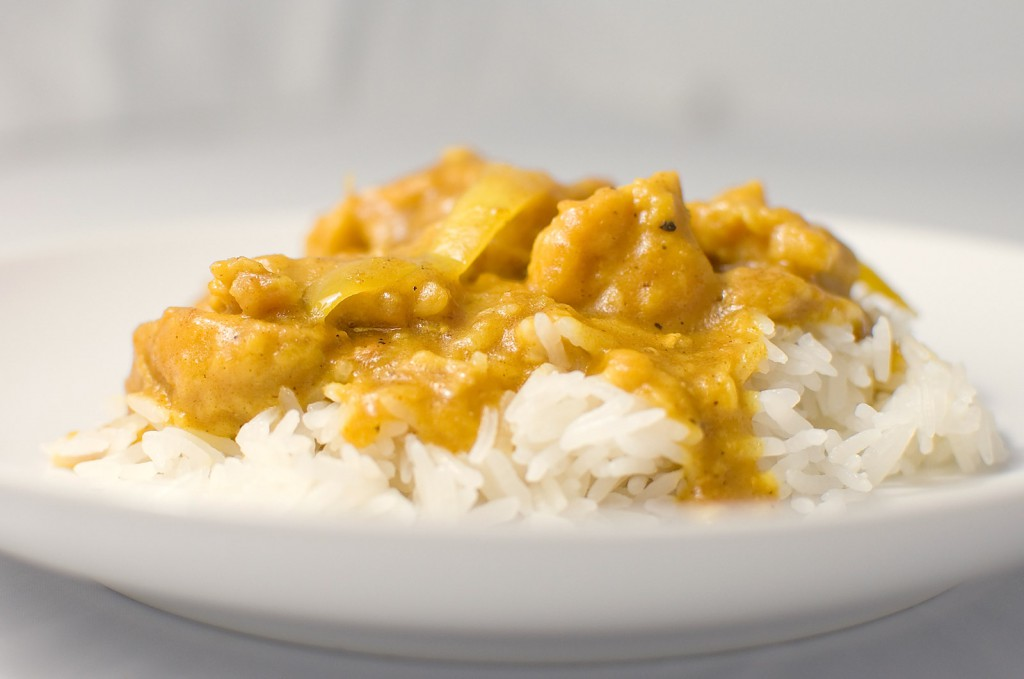 Chicken Curry - Indian Restaurant Cooking