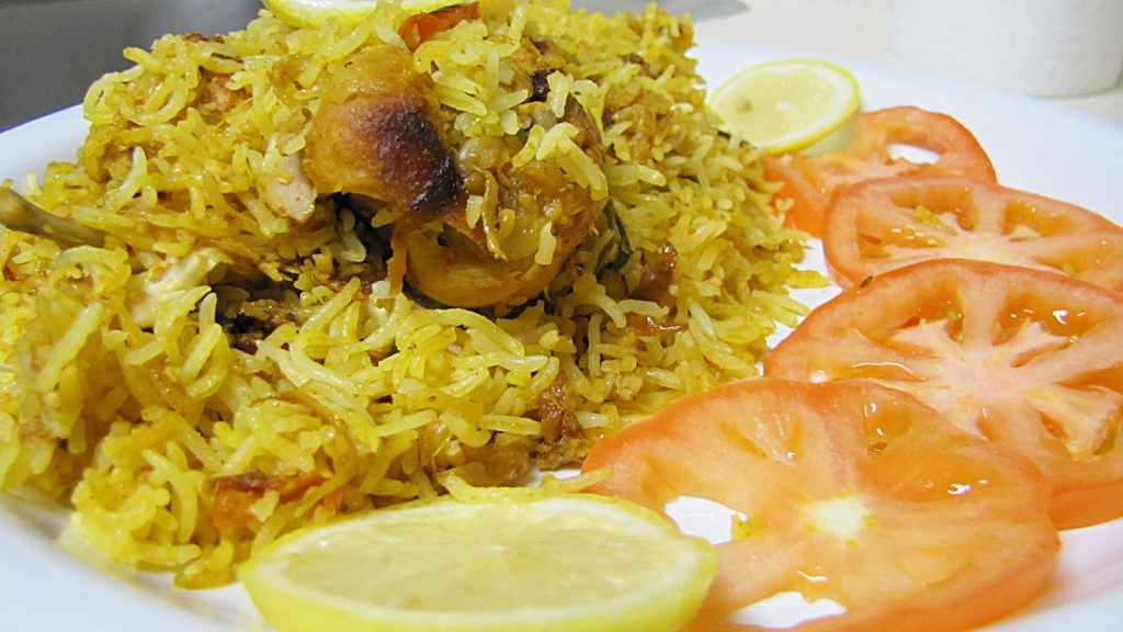 Hyderabadi Rice