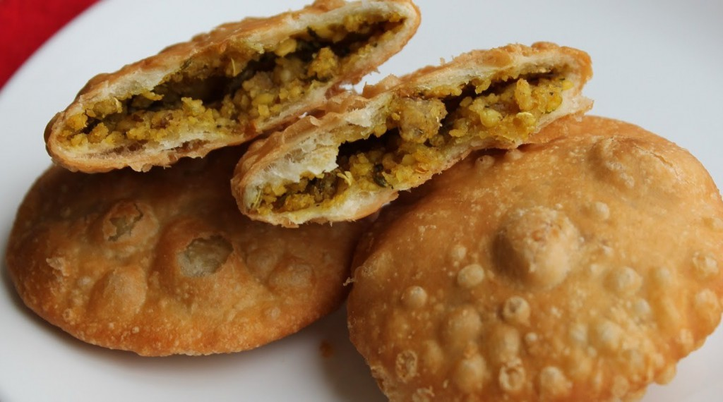 Kachori : Indian Dish