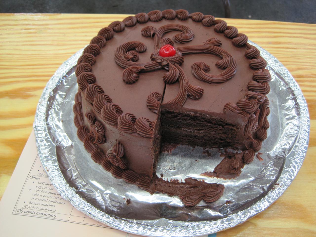 Atta Cake