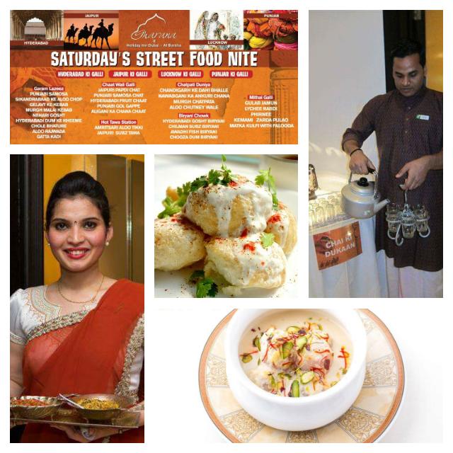 gharana best indian street food