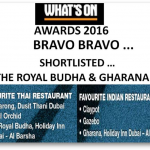 Restaurant Awards